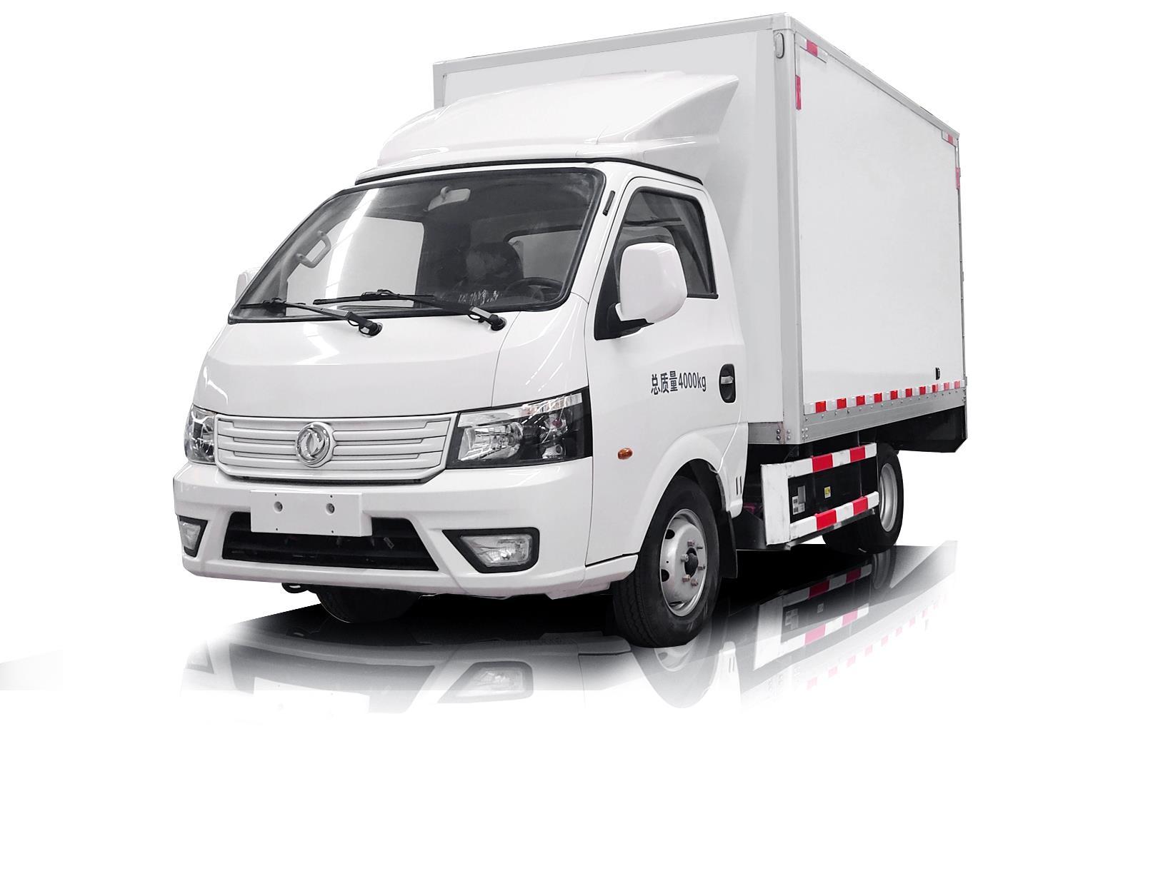 万博手机版max网页版牌EQ5046XXYPBEVE纯电动厢式运输车