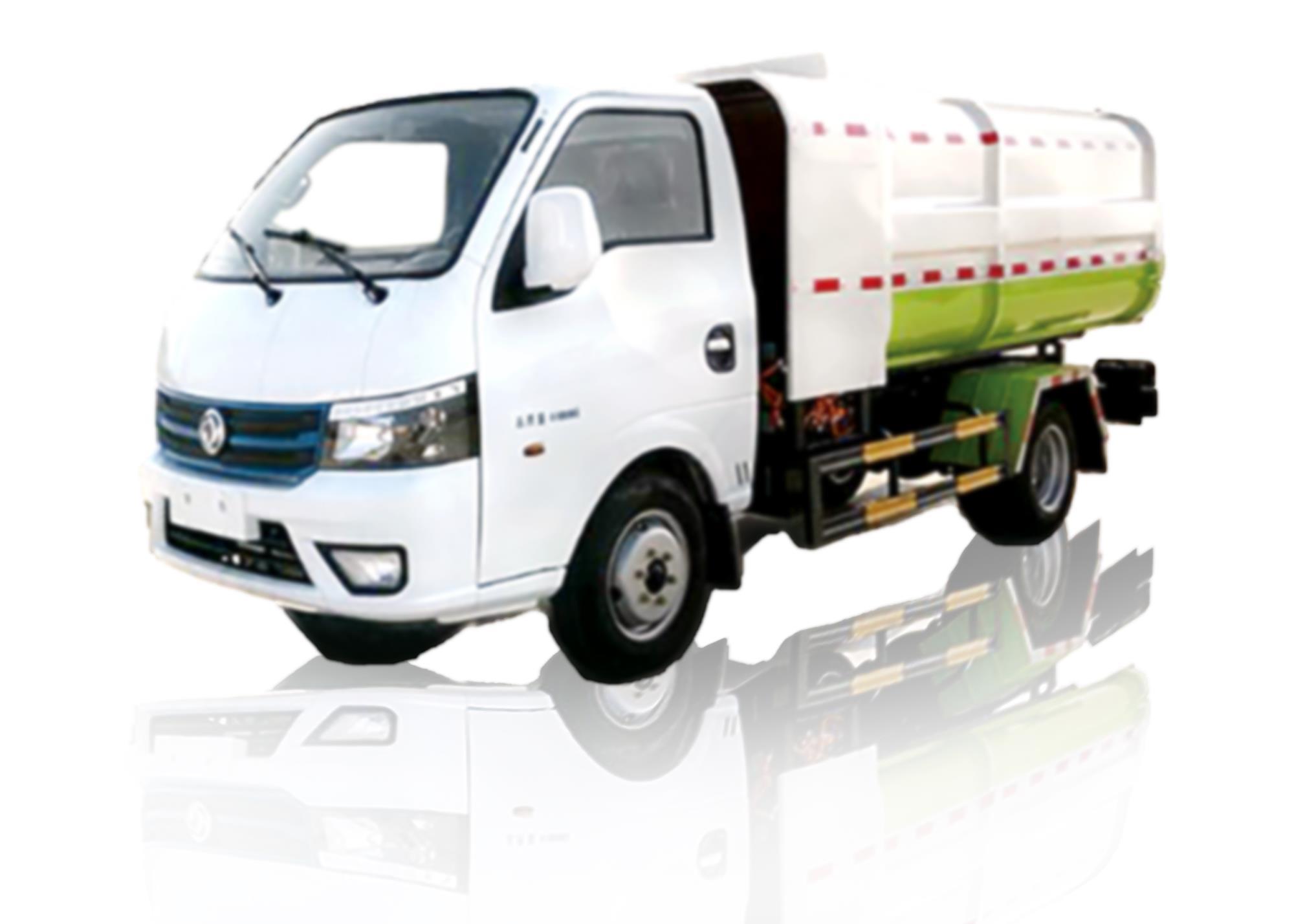 万博手机版max网页版牌EQ5041ZLJPBEV纯电动自装卸式垃圾车