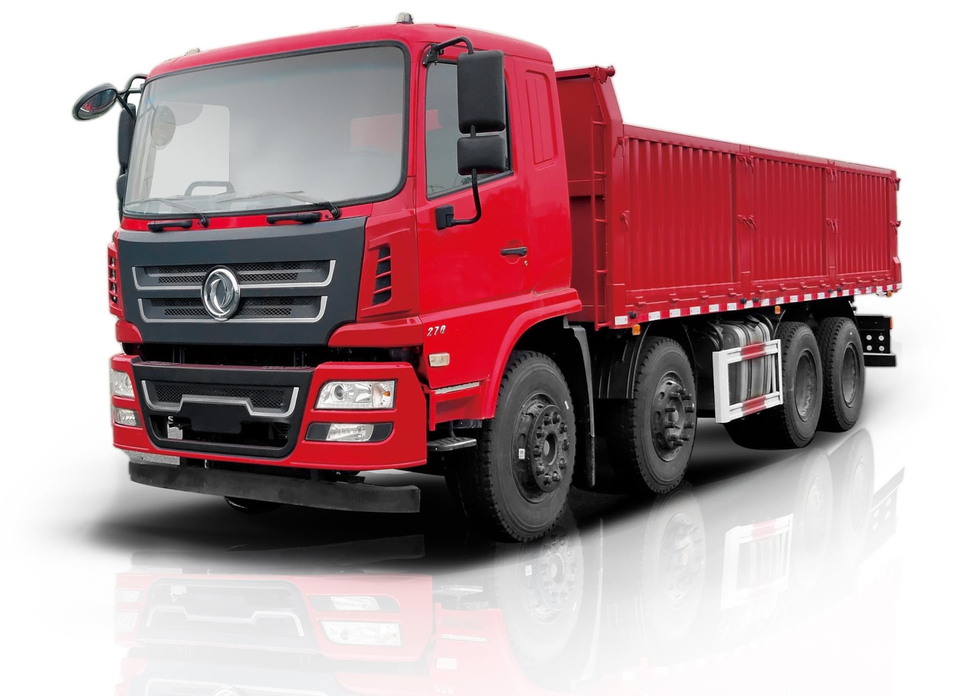 万博手机版max网页版牌EQ3311GP5工程自卸车