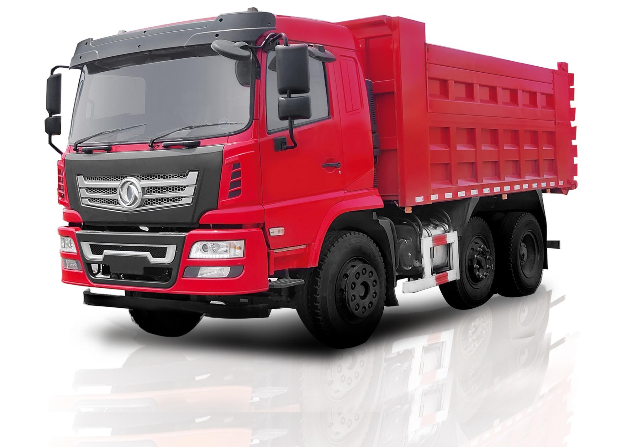 万博手机版max网页版牌EQ3250GP5工程自卸车