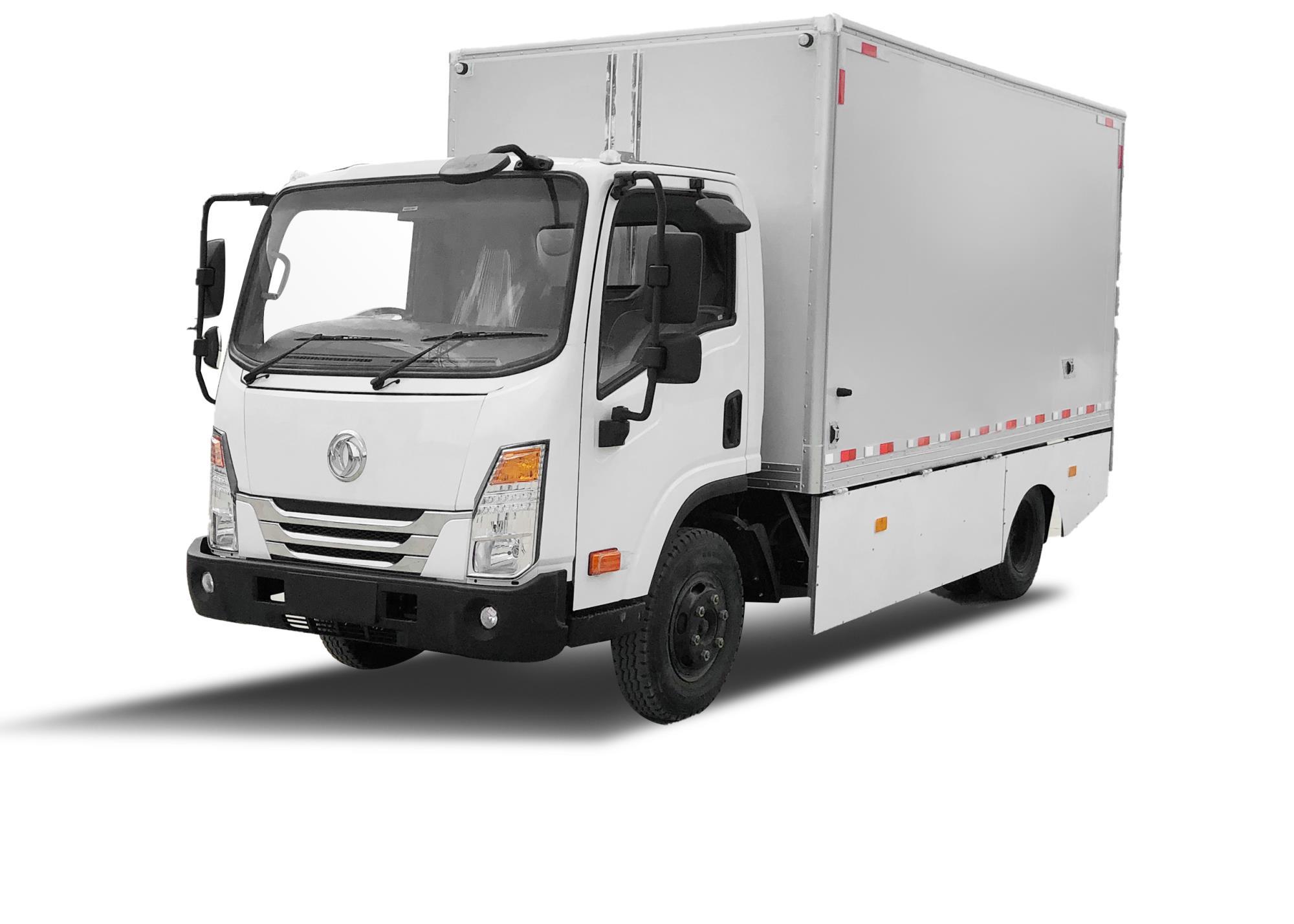 EQ5046XXYPBEVD纯电动厢式运输车