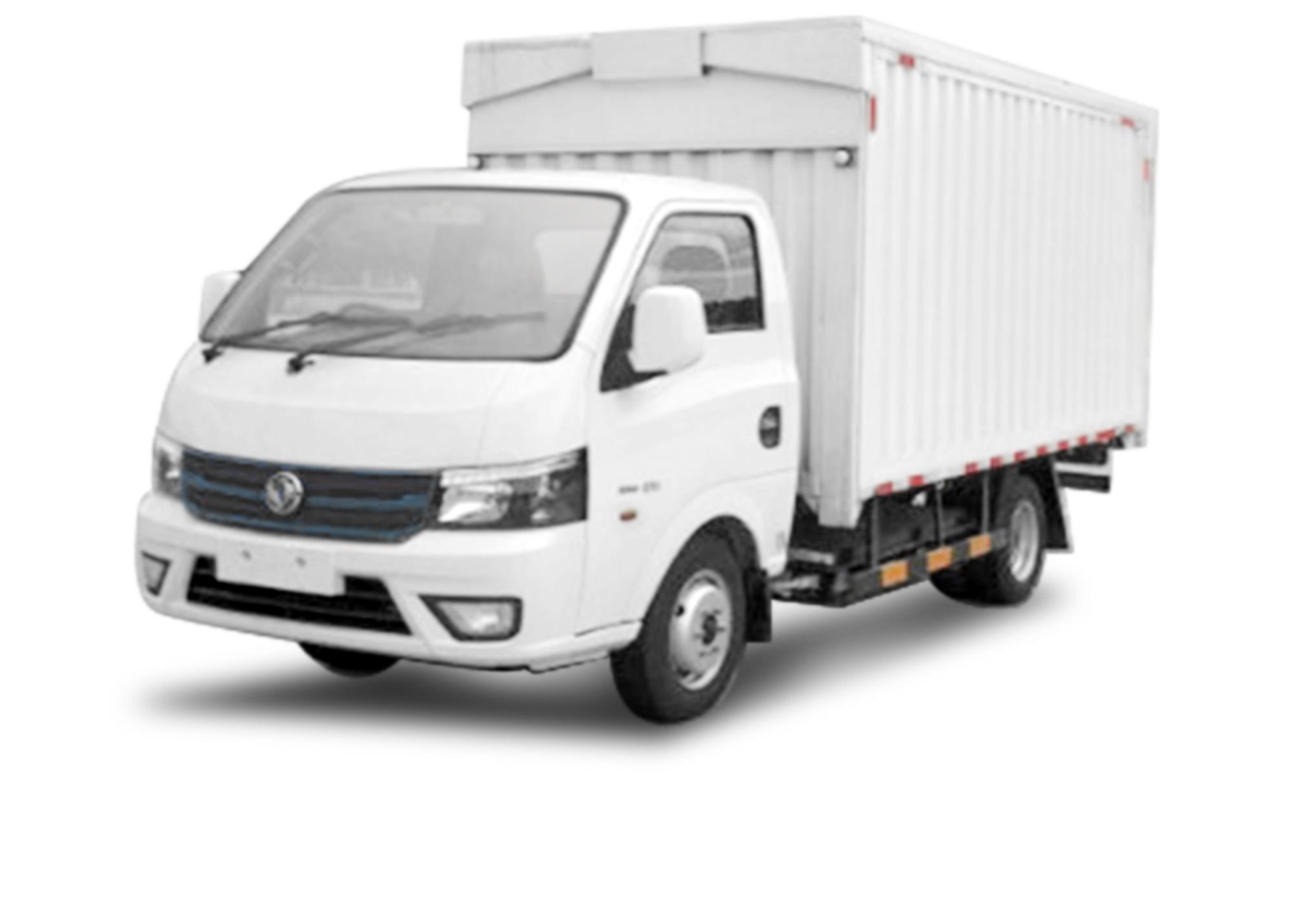 万博手机版max网页版牌EQ5042XXYPBEV纯电动厢式运输车