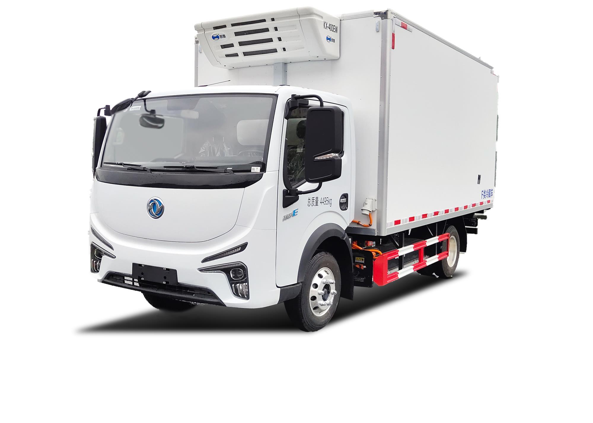 万博手机版max网页版牌EQ5040XLCPBEVB纯电动冷藏车