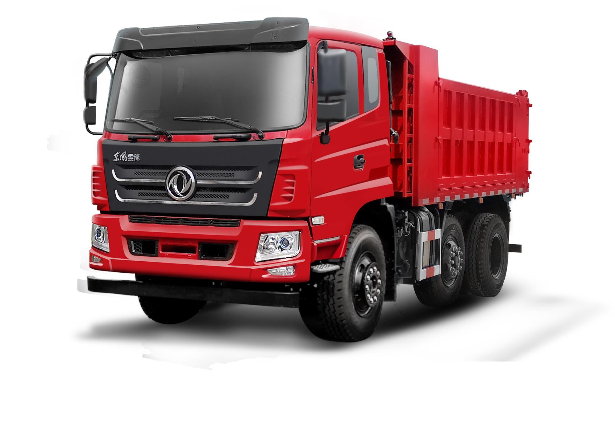 万博手机版max网页版牌EQ3250GP6工程自卸车