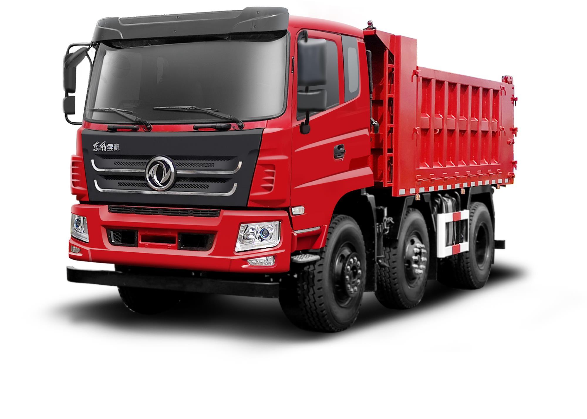 万博手机版max网页版牌EQ3251GP6工程自卸车