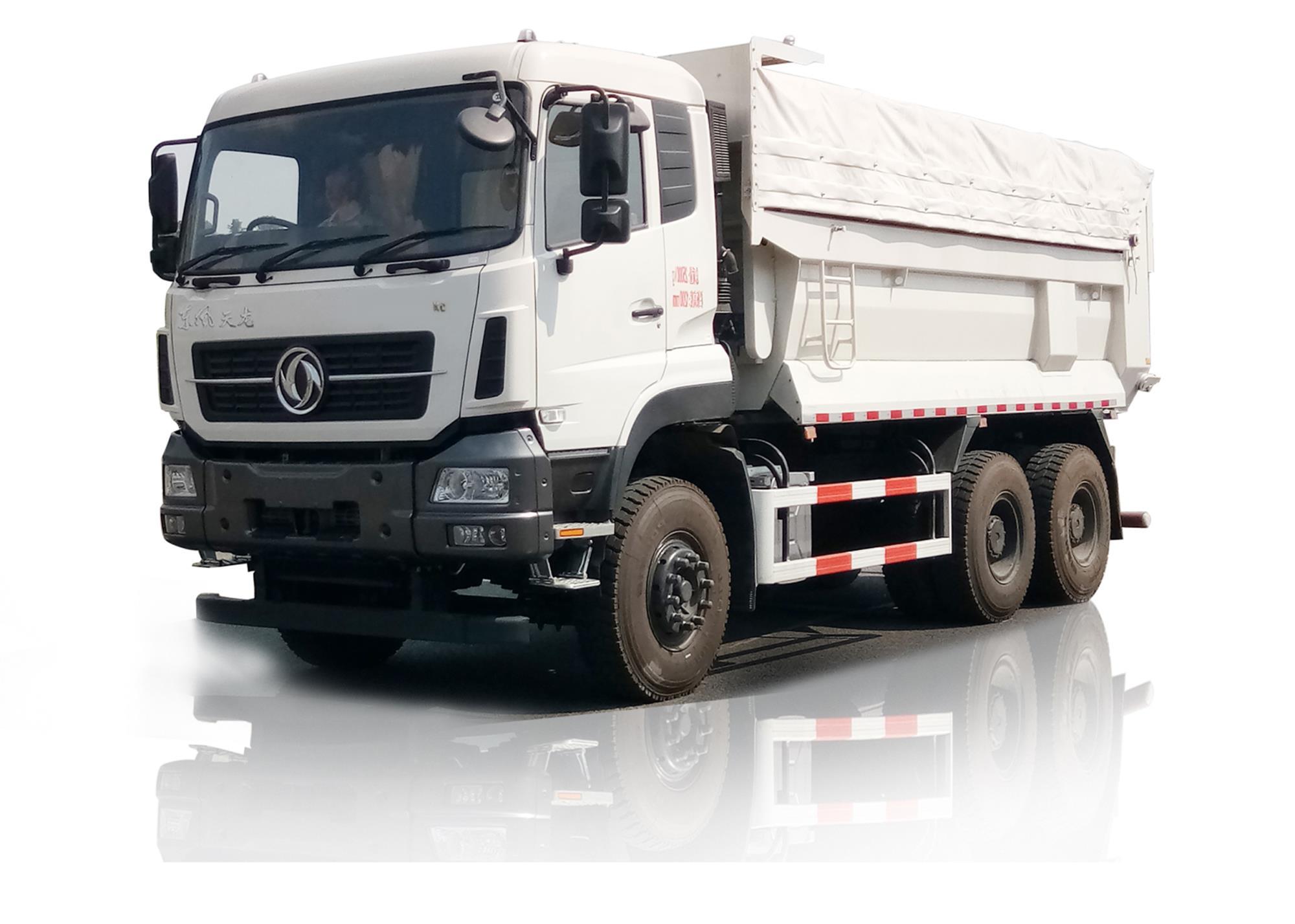 万博手机版max网页版牌EQ5250TZLGP6渣料运输车