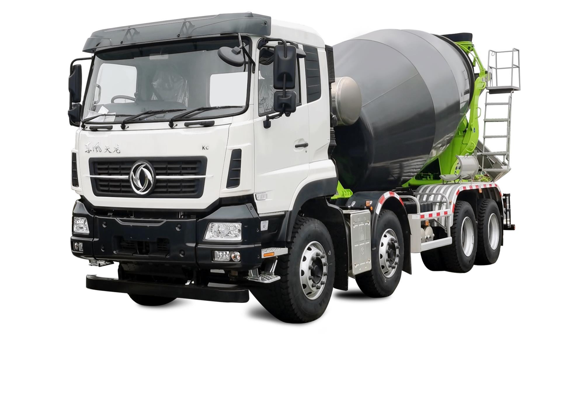 万博手机版max网页版牌EQ5310GJBGP6混凝土搅拌运输车