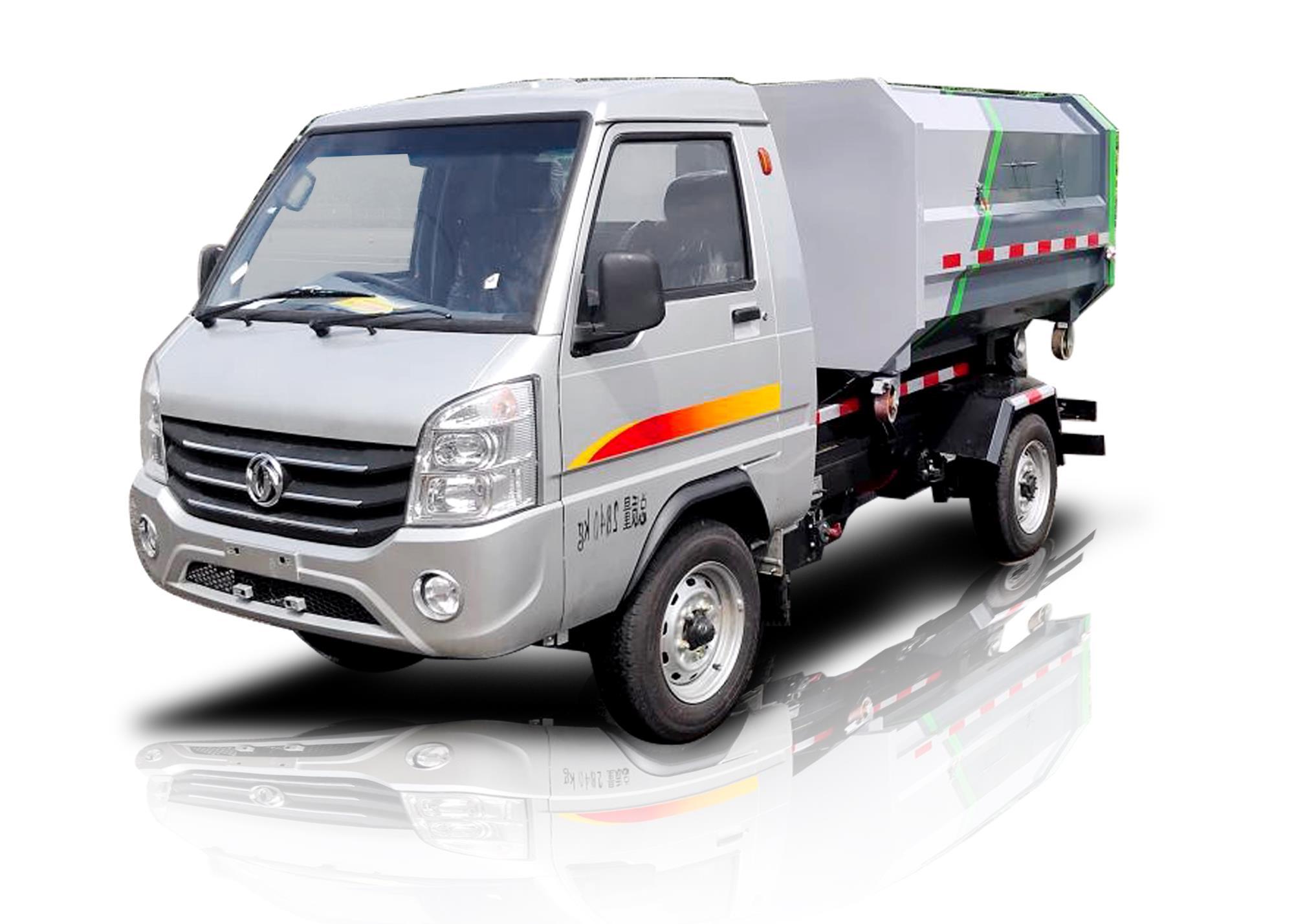 万博手机版max网页版牌EQ5030ZXXPBEVC纯电动车厢可卸式垃圾车